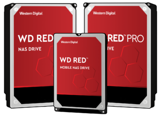 "WD HDD 3.5"" 8TB 7200RPM 256MB SATA 6GB/S NAS/RAID RED"
