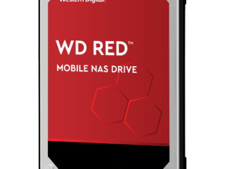 "WD HDD 3.5"" 10TB 256MB CACHE 5400RPM SATA 6GB/S RED"