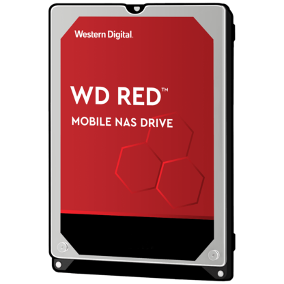 """WD HDD 3.5"""" 10TB 256MB CACHE 5400RPM SATA 6GB/S RED"""