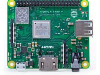 Micro Computador Raspberry Pi 3 Modelo A+