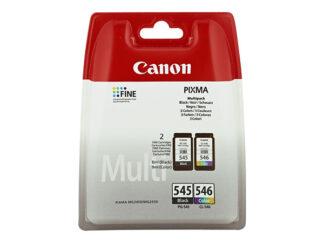 CANON Tinteiro PG-545/CL546 multipack de 4 cores
