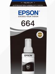 EPSON TINTEIRO PRETO 70ml ECOTANK ET-14000/4500/2550/250