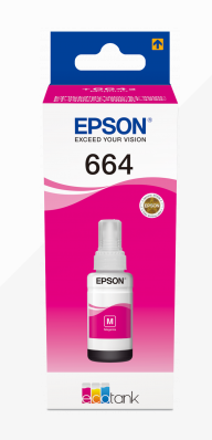 EPSON TINTEIRO MAGENTA 70ml ET-L355/L555/ET/14000/ET/4550/E
