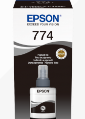 EPSON TINTEIRO PRETO INK BOTTLE 140ML ECOTANK